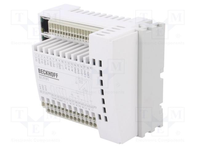 Beckhoff Automation BC9191 - Module: PLC programmable controller