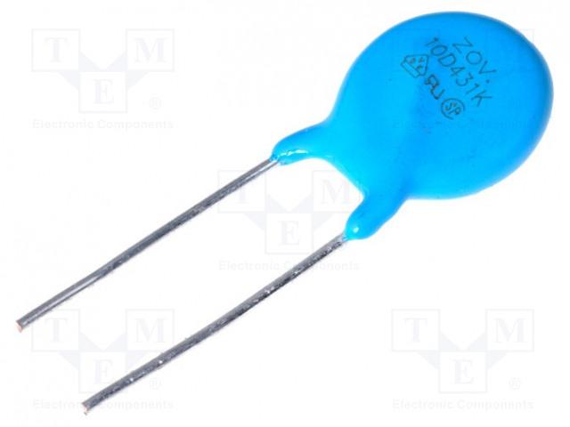 SR PASSIVES VAR10-275 - Varistori: metallioksidi