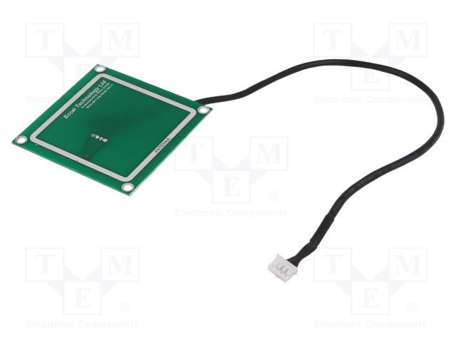 ECCEL RFID-ANT1356-50X50-300 V1 - Antenna