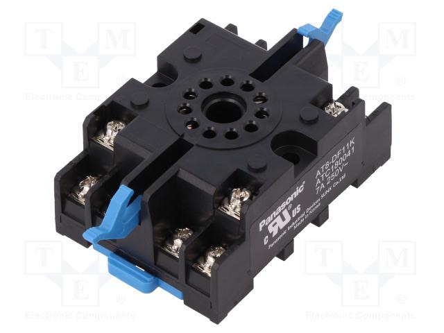PANASONIC ATC180041 - Relays accessories: socket