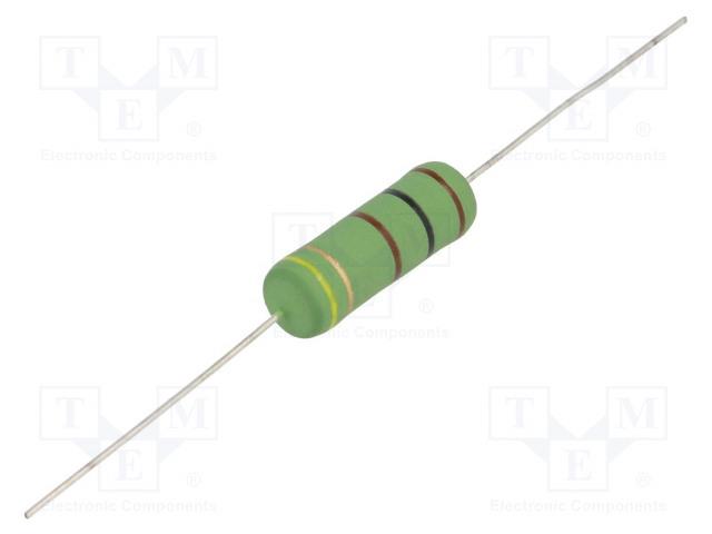 ROYAL OHM KNPA5WJ0100B00 - Rezistor: bobinat