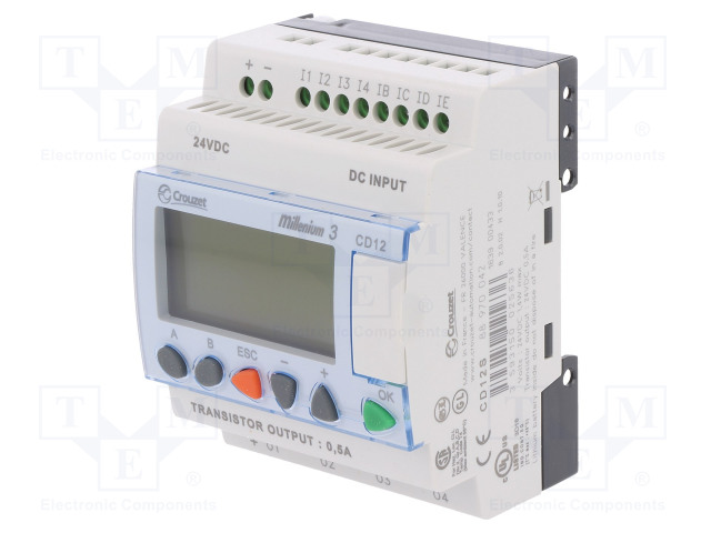 CROUZET 88970042 - Programmable relay