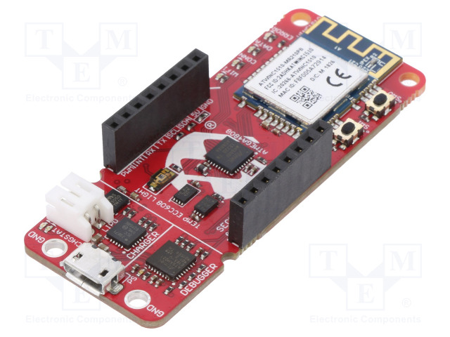 MICROCHIP TECHNOLOGY EV15R70A - Zest.uruch: Microchip AVR