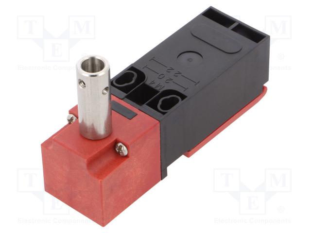 SCHNEIDER ELECTRIC XCSPR552 - Bezpečnostní spínač: pantový