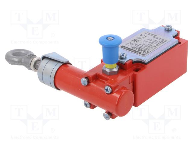 SCHNEIDER ELECTRIC XY2CJR19H29 - Bezpečnostní spínač: lankový jednostranný