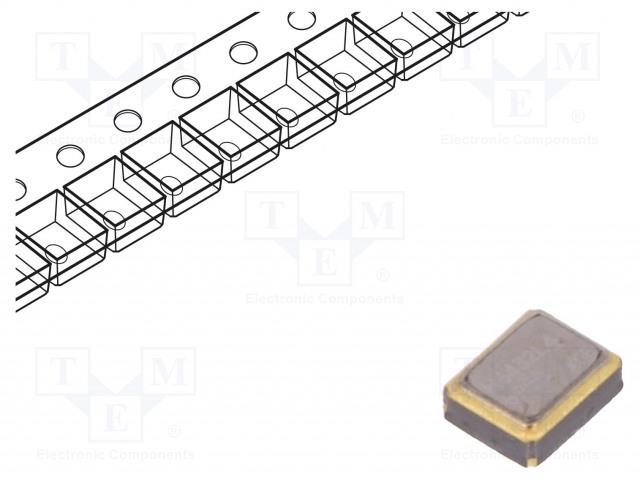 IQD FREQUENCY PRODUCTS LFTVXO070168CUTT - Generator: TCVCXO