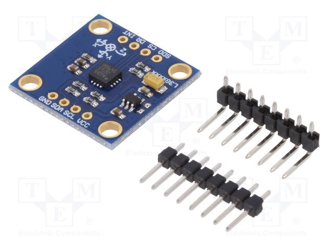 OKYSTAR OKY3231-1 - Sensor: position