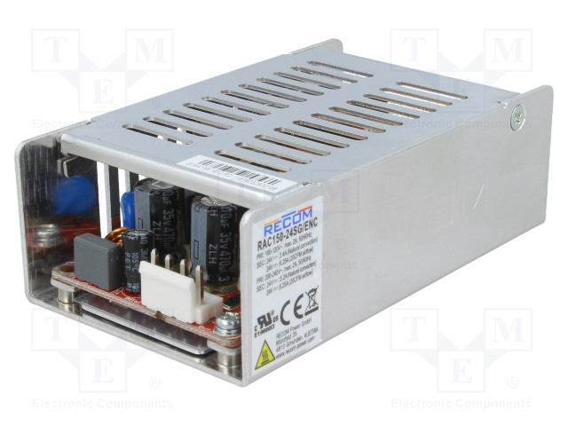 RECOM RAC150-24SG/ENC - Power supply: switched-mode
