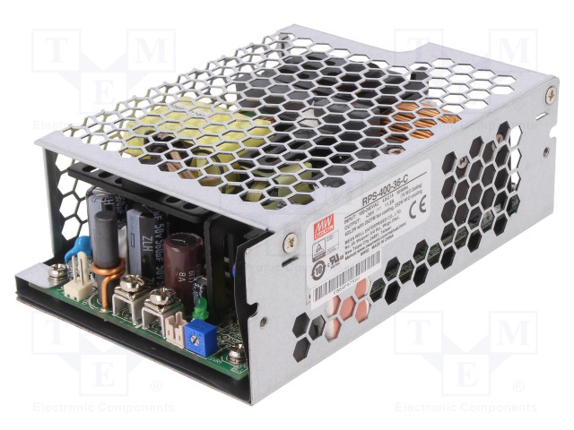 MEAN WELL RPS-400-36-C - Alimentation: à impulsions