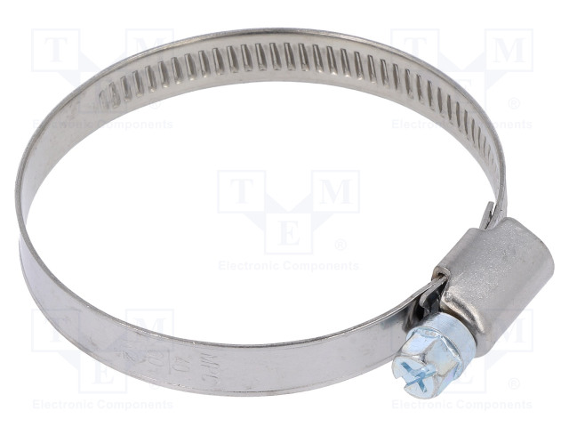 MPC INDUSTRIES D2040 - Worm gear clamp