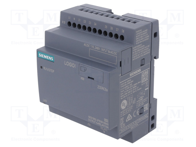 SIEMENS 6ED1052-2FB08-0BA0 - Programmable relay