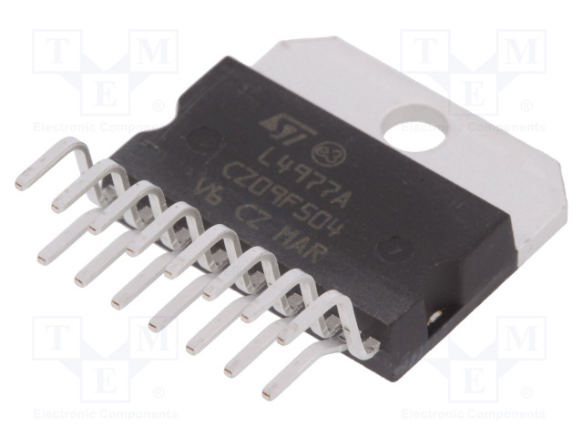 STMicroelectronics L4977A - IC: driver