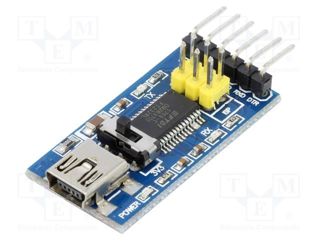 OKYSTAR OKY3410 - Module: converter