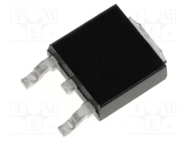 ON SEMICONDUCTOR MJD50T4G - Transistor: NPN