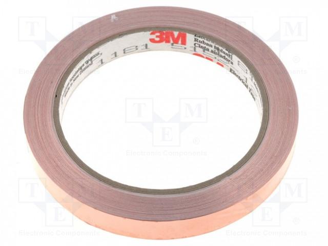 3M FE-5100-5279-1 - Band: elektroleitend