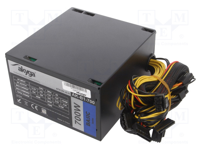 AKYGA AK-B1-700BE - Power supply: computer