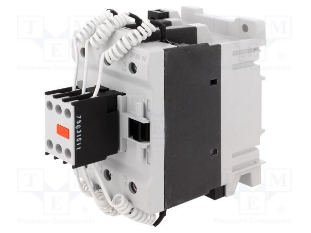 LOVATO ELECTRIC 11BF80K00230 - Kontaktori: 3-napainen