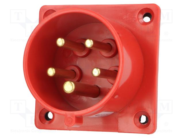 PAWBOL B.1930 - Connector: AC supply 3-phase