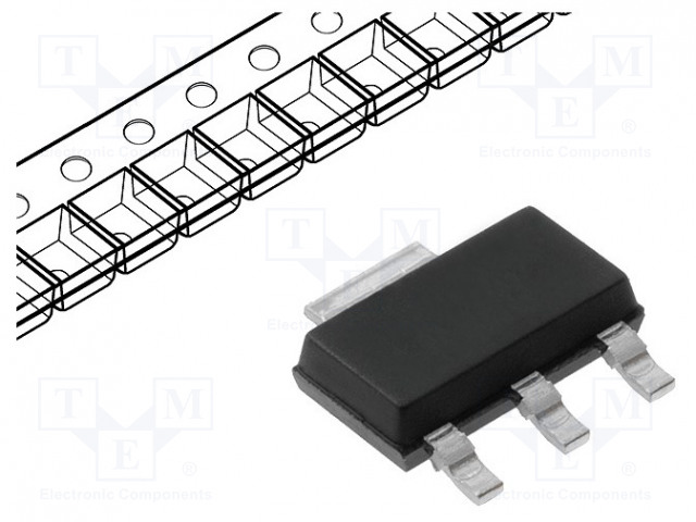 WeEn Semiconductors BT131W-600.135 - Triac
