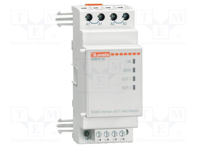 LOVATO ELECTRIC EXM1020 - Laajennusmoduuli