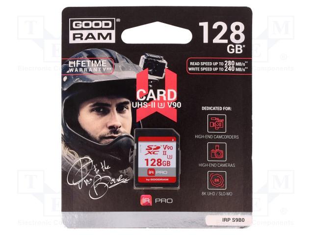 GOODRAM IRP-S9B0-1280R11 - Memory card