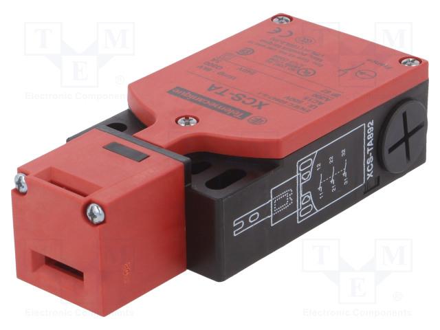 SCHNEIDER ELECTRIC XCSTA892 - Bezpečnostní spínač: zámkový