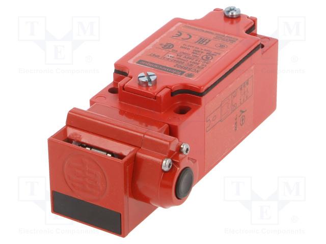 SCHNEIDER ELECTRIC XCSB502 - Bezpečnostní spínač: zámkový