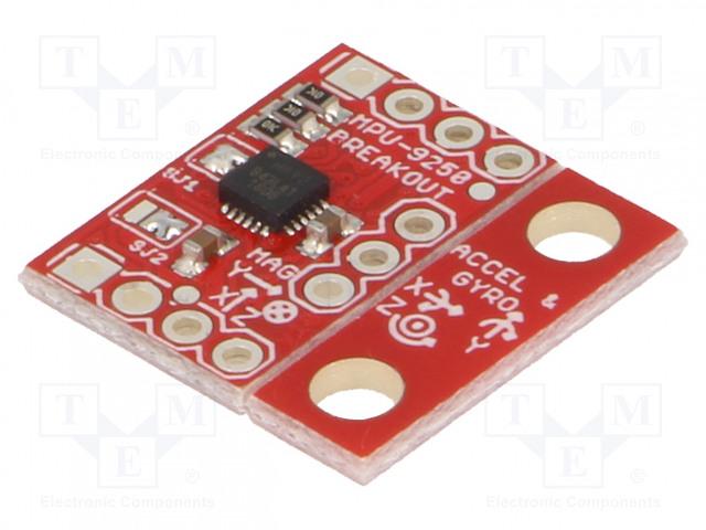 SPARKFUN ELECTRONICS INC. SEN-13762 - Sensor: position