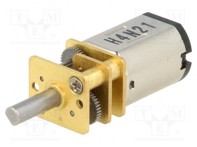 POLOLU 100:1 HPCB 12V - Motor: DC