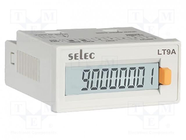 SELEC GMBH LT920A-V-CE - Contador do tempo de trabalho