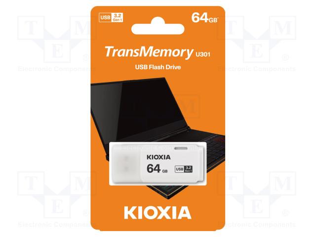 KIOXIA LU301W064GG4 - Pendrive