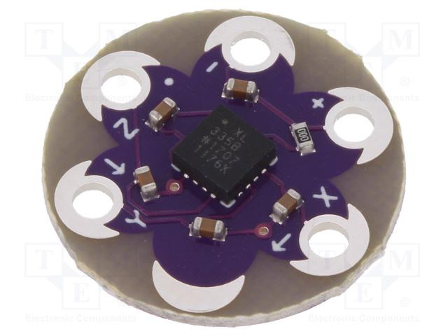 SPARKFUN ELECTRONICS INC. DEV-09267 - Sensor: accelerometer