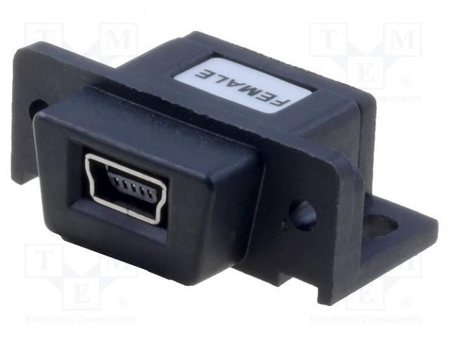 FTDI DB9-USB-D5-F - Moduuli: USB