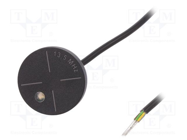 1W-H0-05 M12 - RFID-lukija