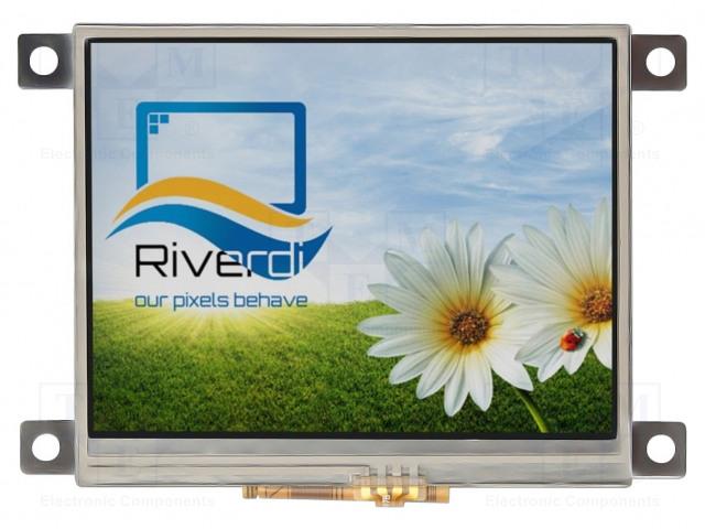 Riverdi RVT3.5B320240CFWR00 - Display: TFT