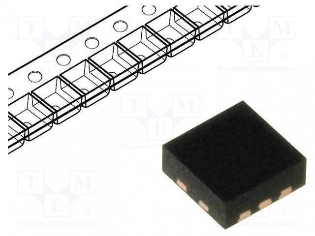 STMicroelectronics LD39100PUR - IC: voltage regulator