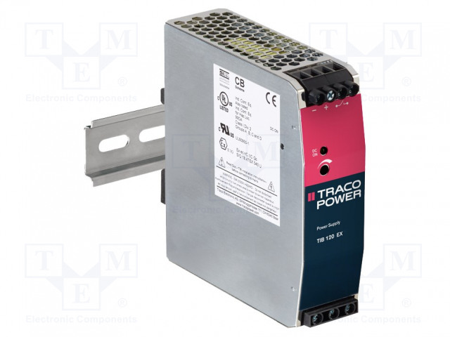 TRACO POWER TIB 120-148EX - Power supply: switched-mode