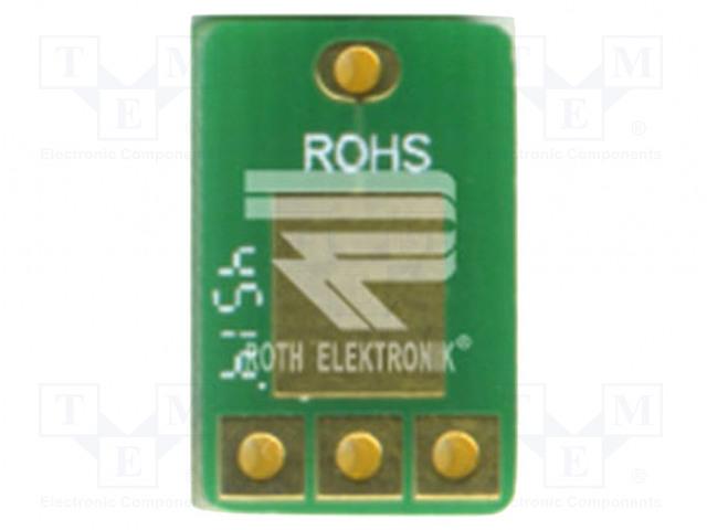 ROTH ELEKTRONIK GMBH RE909 - Board: universal