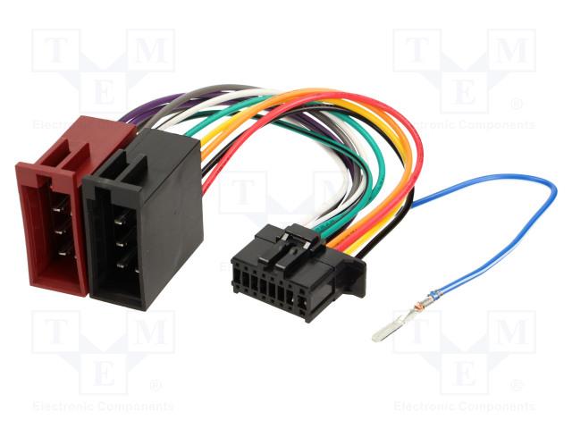 4CARMEDIA ZRS-196 - Connector