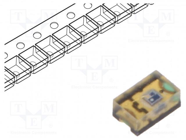 VISHAY TEMT7000X01 - Fototranzystor