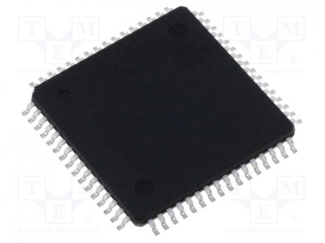 MICROCHIP TECHNOLOGY PIC18F6527-I/PT - Mikrokontroler PIC