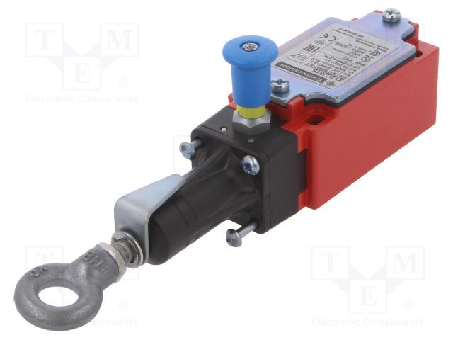SCHNEIDER ELECTRIC XY2CJS15 - Bezpečnostní spínač: lankový jednostranný