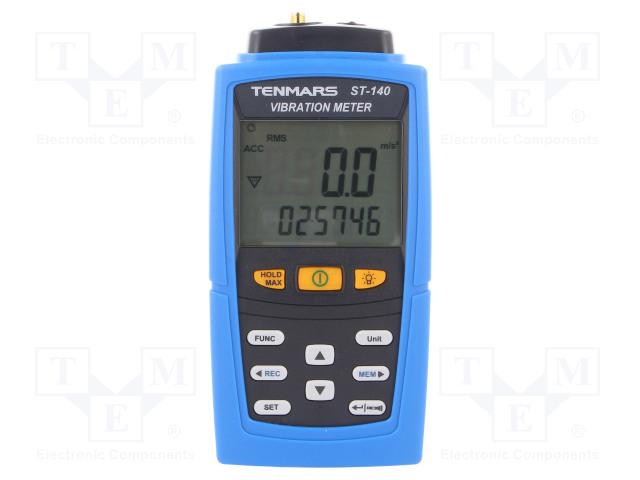 TENMARS ST-140 - Vibrometer