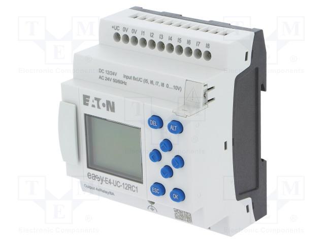 EATON ELECTRIC EASY-E4-UC-12RC1 - Programmable relay
