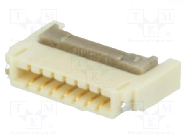 OMRON OCB XF2W07151AR100 - Connector: FFC (FPC)