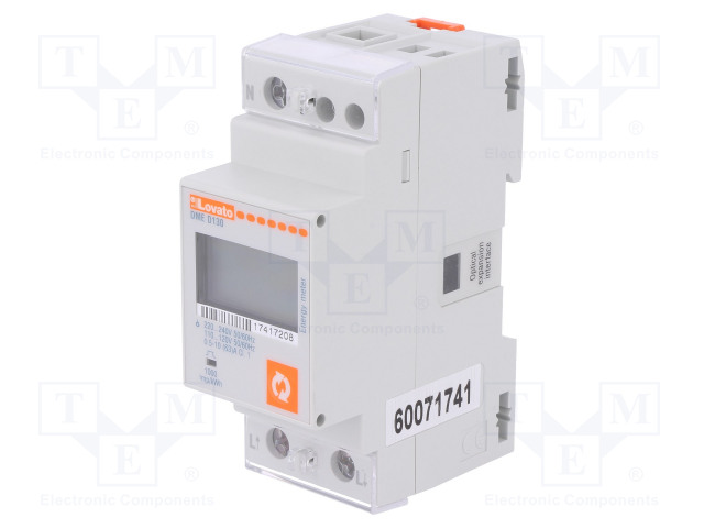 LOVATO ELECTRIC DME D130 - Electric energy meter