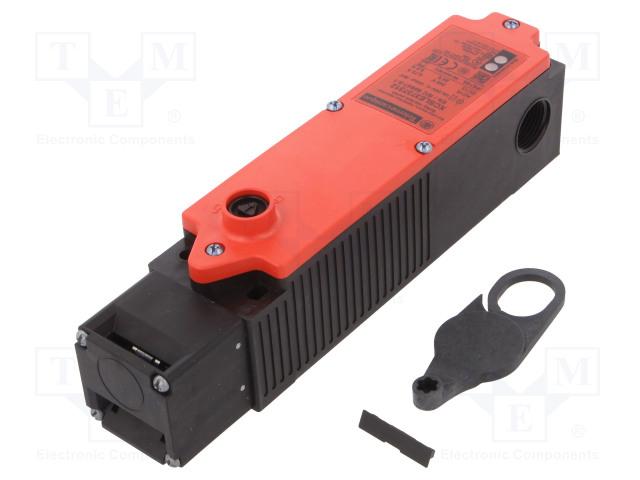 SCHNEIDER ELECTRIC XCSLE3737312 - Bezpečnostní spínač: závorový