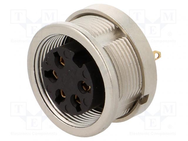 LUMBERG 0304 05-1 - Connettore: M16