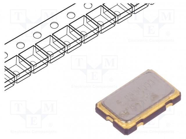 IQD FREQUENCY PRODUCTS LFSPXO009581CUTT - Generator: quartz