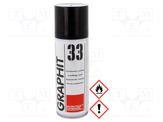 KONTAKT CHEMIE 76009-010 - Conductive coating